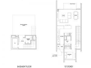 STRATA HOUSE (1/2) - 2,110SQFT